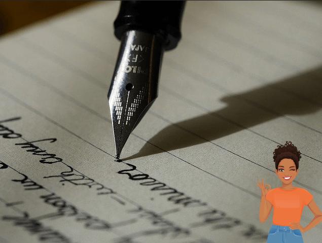 Le Lancer dans l'écriture