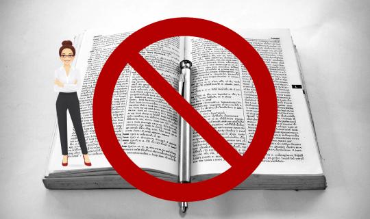 Pourquoi un manuscrit est-il refusé ?