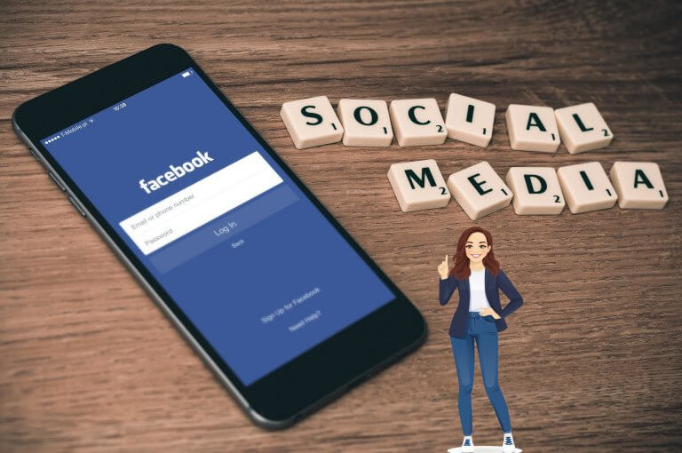 Alimenter ses réseaux sociaux
